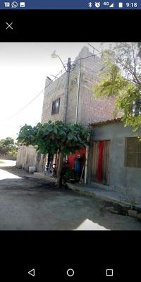 Casa Pequeña Dos Recamaras Un Baño Es Ejidal