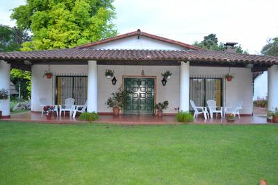 Alquiler Quinta General Rodriguez Mas Linda Que En Fotos