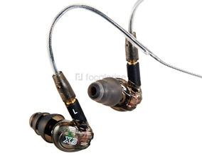 Fone In Ear Moxpad X3 - Monitor De Palco Profissional