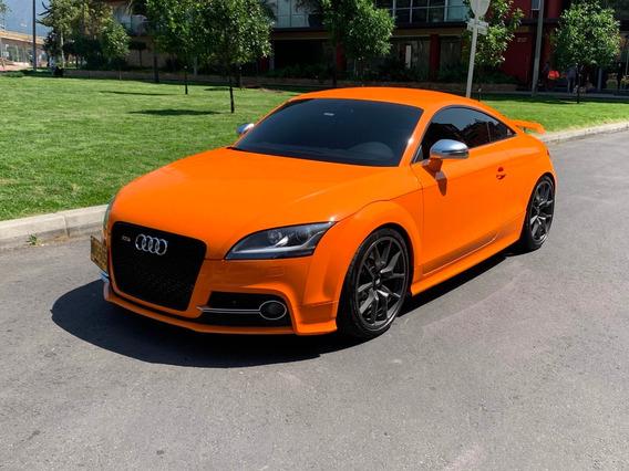 Audi Tts Tracción Quattro