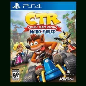 Crash Team Racing Nitro Ps4 Oferta