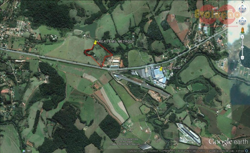 Imagem 1 de 1 de Terreno Industrial À Venda, Sítio Da Moenda, Itatiba - Te0489. - Te0489