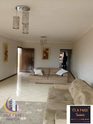 Sobrado Com 4 Dormitórios À Venda, 190 M² Por R$ 680.000,00 - Cipava - Osasco/sp - So0503