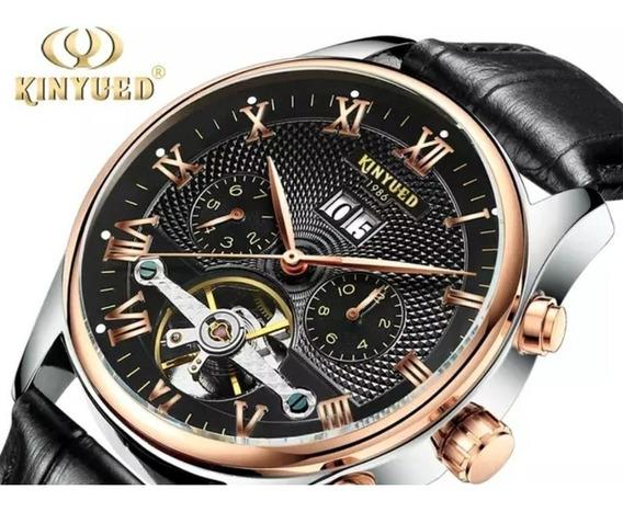 Relógio De Luxo Kinyued