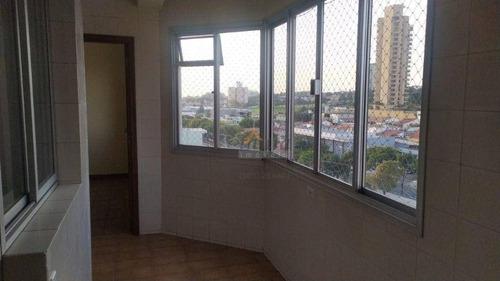 Imagem 1 de 24 de Apartamento Com 3 Dormitórios Para Alugar, 150 M² Por R$ 2.800,00/mês - Centro - Itu/sp - Ap0120