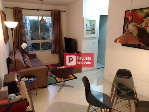 Apartamento Residencial À Venda, Jardim Sabará, São Paulo. - Ap23969