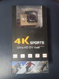 Cámara Sport 4k Ultra Hd Dv