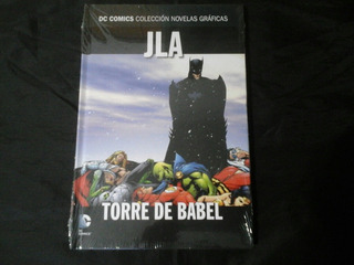 Jla: Torre De Babel (salvat)