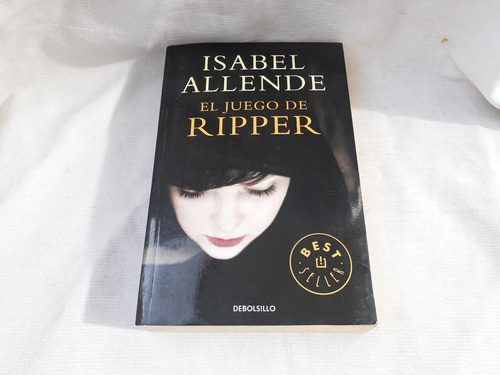 Imagen 1 de 6 de Juego De Ripper De Allende Isabel Debolsillo