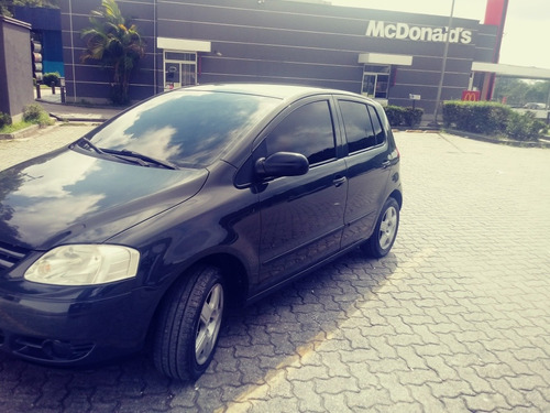 Volkswagen Fox 2007 1.6 Plus Total Flex 5p