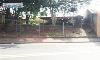 Chácara Dois Córregos - Avenida Dois Córregos. (comercial Ou Residencial) - Ch0035
