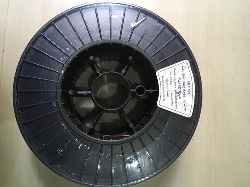 Alambre Mig Microwire Er70s6 0.9 Y 1.2 Mm Por Rollo