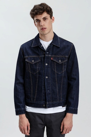 Campera Levis Jean Hombre The Trucker Jacket