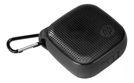 Caixa De Som Bluetooth Hp Mini Speaker 3w Rms S300 Portátil Ip64