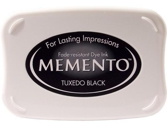 Carimbeira Memento Tuxedo Black