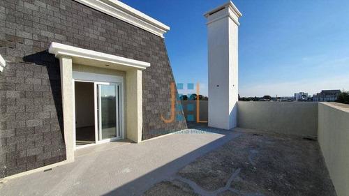 Cobertura Duplex Com 3 Dormitórios À Venda, 239 M² Por R$ 1.146.402 - Xaxim - Curitiba/pr - Ad0009