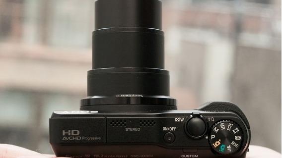 Sony Dsc-hx30v Novíssima!!!! Super Zoom