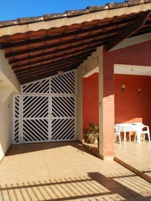 Casa À 90 Mts Do Mar - No Vila Loty - Itanhaém/sp - 6896 Kym