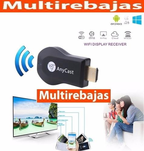 Chromecast Google Convierte Tu Tv En Smart Tv