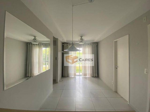 Apartamento Com 3 Dormitórios À Venda, 52 M² Por R$ 280.000,00 - Vila Marieta - Campinas/sp - Ap7855