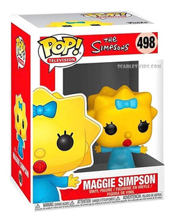 Funko Pop The Simpsons Maggie 498 Original Scarlet Kids