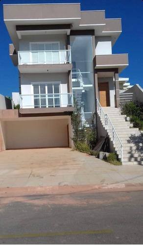 Imagem 1 de 18 de Rrcod3579 - Casa Condominio Residencial New Ville - 03 Suítes - 04 Vagas - Oportunidade - Rr3579 - 69523639