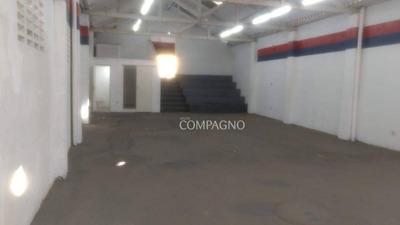 Galpão Para Alugar Por R$ 7.000/mês - Casa Verde - São Paulo/sp - Ga0007