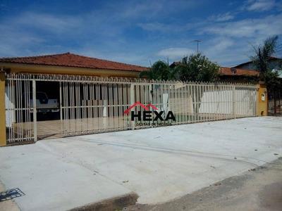 Casa Com 4 Quartos À Venda, 245 M²- Setor Sudoeste - Goiânia/go - Ca0462