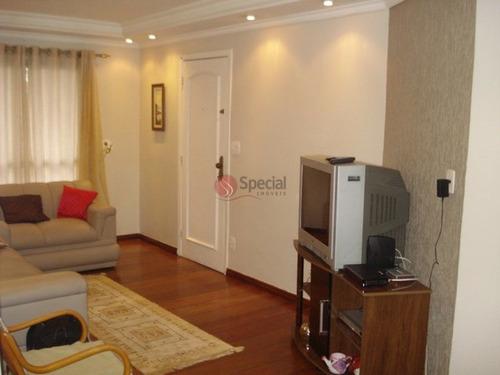 Apartamento À Venda, Vila Formosa, São Paulo - Ap1700. - Af4061