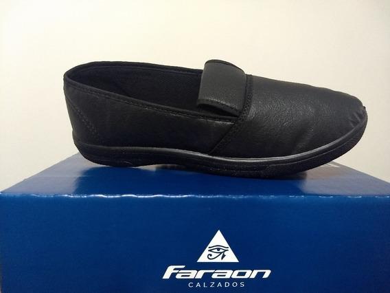 Zapatos Lady Shoes De Vinilico Art. 444 Marca Faraon
