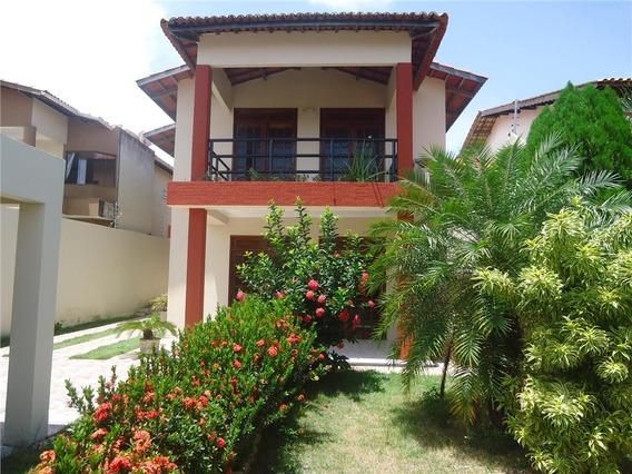 Casa Residencial Para Locação, Edson Queiroz, Fortaleza - Ca0637. - Ca0637