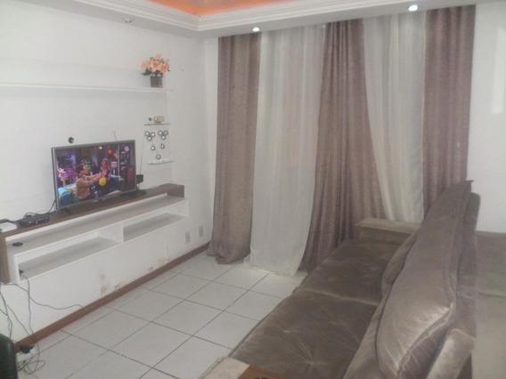 Apartamento Em Colubande, São Gonçalo/rj De 56m² 2 Quartos À Venda Por R$ 140.000,00 - Ap536436