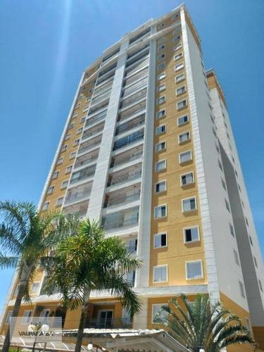 Apartamento À Venda, 113 M² Por R$ 745.000,00 - Floradas De São José - São José Dos Campos/sp - Ap0730