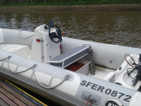 Semirrigido Kiel460 40 Hp