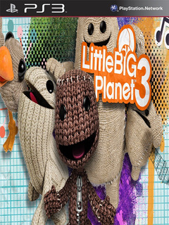 Littlebigplanet 3 Latino Digital Ps3