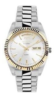 Relógio Technos Riviera 8205b/1k Classico + Frete