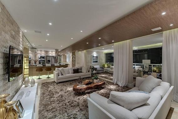 Cobertura Com 2 Dormitórios À Venda, 288 M² Por R$ 3.600.000 - Jardim Monte Kemel - São Paulo/sp - Co0037