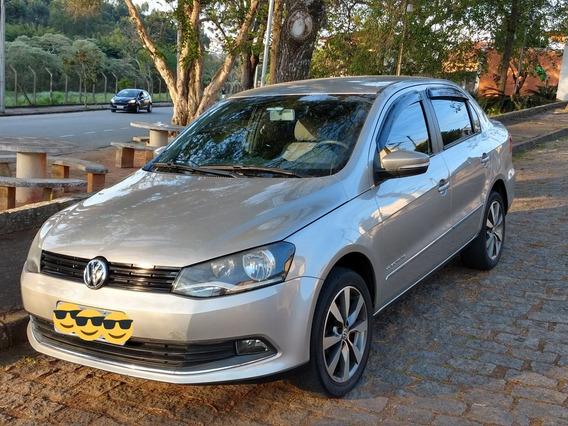 Volkswagen Voyage 1.6 Vht Comfortline Total Flex I-motion 4p