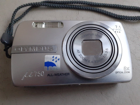 Camera Fotográfica Olympus U750