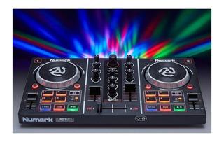 Party Mix Numark Con Luces Controlador Dj Y Licencia