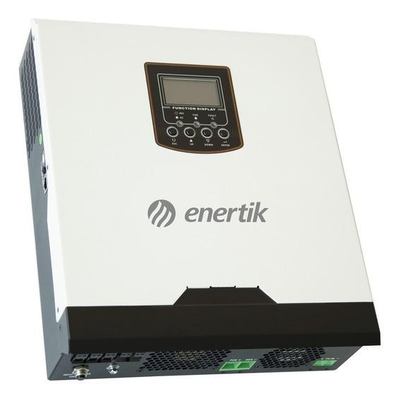 Inversor Cargador Baterías 24v 3000w Reg Solar Pwm Emporio