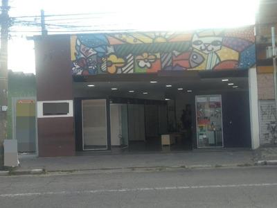 Salão Para Alugar, 10 M² - Cocaia - Guarulhos/sp - Sl0528