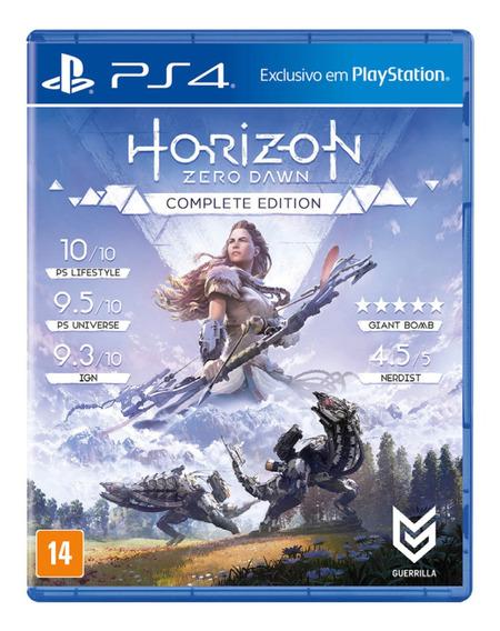 Horizon Zero Dawn Ps4 Complete Edition Código 12 Digitos