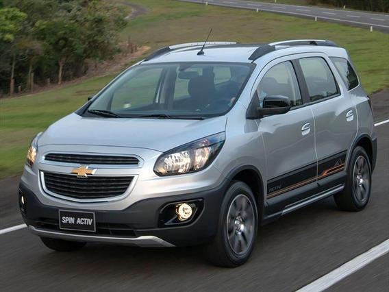 Chevrolet Spin 1.8 Activ Mt Ltz 5 Asientos Mc