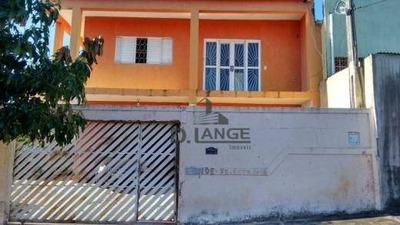 Casa Com 4 Dormitórios À Venda, 150 M² Por R$ 320.000 - Vila Aeroporto - Campinas/sp - Ca12078