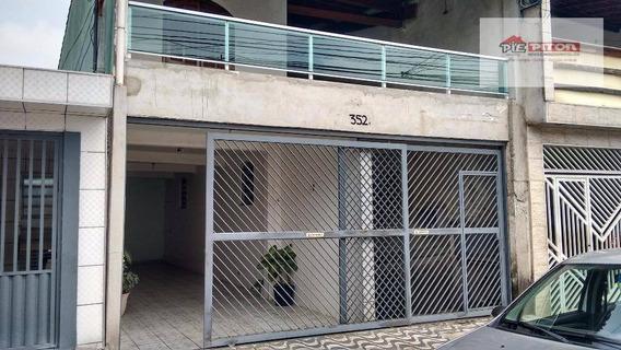 Sobrado À Venda, 346 M² Por R$ 850.000,00 - Jardim Nordeste - São Paulo/sp - So0882