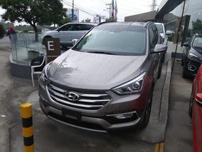 Hyundai Santa Fe 2.0t Limited Tech 2018