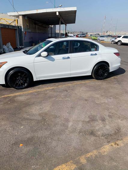 Honda Accord Exl V6 Sedan Ta