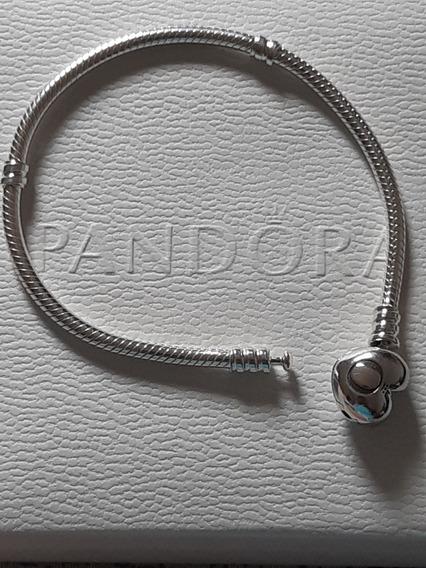 Bracelete Pandora Original Na Garantia