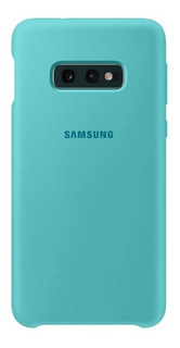 Funda Silicone Cover Samsung ® Galaxy S10 Plus S10e Original